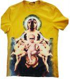 白いインク直接印刷のためのHinaの市場の最もよいTシャツプリンター