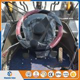 Mini chargeur de la Chine 1.6 prix de machines de construction du chargeur Zl16 de roue de chargeur de tonne