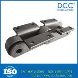 Catena di convogliatore saldata industriale del rullo di ingegneria d'acciaio (DCC)