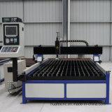 Máquina de estaca do CNC da tabela do plasma e da flama para o metal de folha