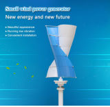 Turbina de viento vertical del eje de la turbina 300W de Maglev pequeña Vawt