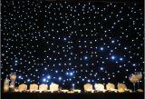 Tenda chiara LED Dance Floor della stella di RGB del panno/tenda della stella del LED