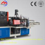 El PLC controla el alto cono del papel de la configuración que forma la máquina después de pieza del acabamiento