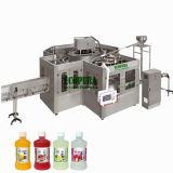 31熱いジュース/茶飲料のためのMonoblockの洗濯機の注入口のふた締め機