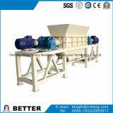 Desperdício plástico/contínuo/cilindro médico/Shredder de Waste/HDPE/HDPE com preço de fábrica