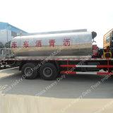 La construcción de carreteras de asfalto Calefacción Rociar Camión Distribuidor