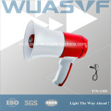 Red Blue Handheld Rechargeable Megaphone