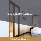 Spring- Hillsuite-Hotel-Plättchen-Badezimmer-Türen mit unverständlicher Glaseinlage