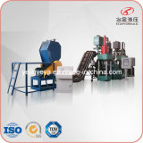 ISO를 가진 자동적인 Aluminum Scrap Briquetting Press Line