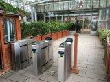 Barriera automatica biometrica della falda del cancello della barriera di controllo di accesso