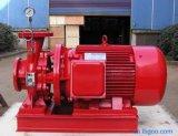 /Pipeline-zentrifugale Wasser-Pumpe der hohen Leistungsfähigkeit horizontale Inline-