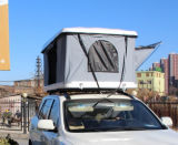 Einfaches geöffnetes hartes Shell-Dach-Oberseite-Zelt-kampierendes Dach-Spitzenzelt