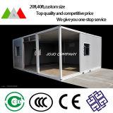 20FT를 가진 판매를 위한 편평한 팩 콘테이너 집 40FT와 주문 크기