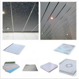 PVC Ceiling Sheet Popular en Medio Oriente