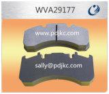 Magnum Heavy Truck Brake Pads für Rn (WVA29177)