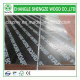 18mm Construction Grade für Building Black/Brown/Anti-Slip Film Faced Plywood