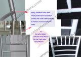 Hotel-Metall, das Hochzeits-Bankett Chiavari Stuhl stapelt