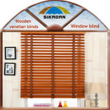 Obturador de madeira do indicador das cortinas Venetian do falso Home da alta qualidade da decoração