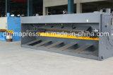 Machine de découpage en acier de massicot de QC11y 8X4050