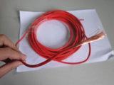 Cabo elétrico de fio elétrico do cobre da isolação do PVC