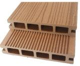 Decking composé en plastique en bois de qualité