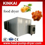 Ce, ISO Alta Capacidade para Frutas Vegetais Herb Meat Fish Chilli Fruit Drying Machine