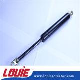 longueur de 500mm, contrefiche en acier d'amortisseur du levage 600n (135lbs) avec l'oeillet