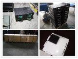 HDPE 플라스틱 아우트리거는 트럭 기중기를 위한 /Black 기중기 받침판을 덧댄다