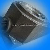 AluminiumCasting für Circuit Box Use mit High Pressure Casting und Bead Blasting