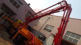 نوعية [21م] [25م] [27م] [28م] [29م] صغيرة خرسانة إزدهار مضخة شاحنة على عمليّة بيع يجعل في الصين