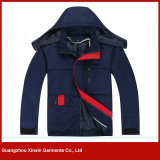 Uniformi funzionanti di vendita del manicotto di lunghezza caldo di inverno, disegno di funzionamento di usura per gli uomini (W146)