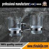 Fournisseur sanitaire de support de culbuteur de double d'acier inoxydable