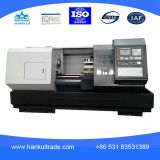 Изготовление CNC Ck6140, миниые машины большой производительности CNC Lathe