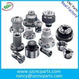 Peças fazendo à máquina personalizadas do CNC da precisão de alumínio, peças de giro do CNC