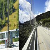 Het Netwerk van de Kabel van het roestvrij staal voor de Bescherming van de Daling