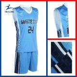 Projeto europeu dos uniformes do basquetebol da cópia de Healong Digital