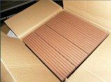 Плитка пола комнаты DIY WPC /Washing крыши/балкона плиток Decking WPC DIY
