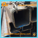 Perfil hueco de acero sin costura por S275JR, S355JR