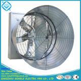 Промышленный отработанный вентилятор конуса бабочки для дома цыплятины