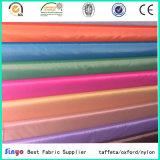 L'unità di elaborazione leggera ha ricoperto il tessuto 100% del taffettà del poliestere 190t per l'indumento del rivestimento usato