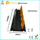 Chepa de goma de la velocidad del protector del cable de los canales de Erosn 2