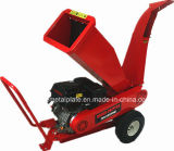 BerufsManufacture von Wood Chipper Shredder mit 9HP Loncin Engine