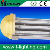 LED 폭발 방지 기능을%s 가진 Tailand를 위한 선형 가벼운 옥외와 실내 20W IP65 LED 세 배 증거 빛