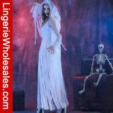 Costume di Cosplay di spirito della sposa del fantasma di bellezza di Haunting di immaginazione del partito di Halloween delle donne