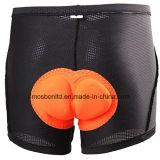(Homens/mulheres) Shorts de ciclagem acolchoados 3D unisex do roupa interior da bicicleta