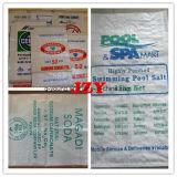25-50kg de Geweven Zak van het vervoer pp met 100% het Maagdelijke Materiaal van het Polypropyleen