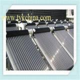 Les deux côtés ouvrent le tube concentré solaire de tube de système d'alimentation solaire (Csp)