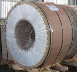 C.C. ou centímetro cúbico A1050, 1060, 3003, bobina 8011 de alumínio para a decoração, telhadura, teto, calha, parede de cortina