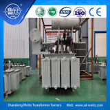 IEC Standards, 33kV/35kV three phase oil - cooled off - Load tap changing Power Transformer