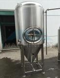 fermentadora cónica de la cerveza de la chaqueta del glicol 2000L (ACE-FJG-B7)